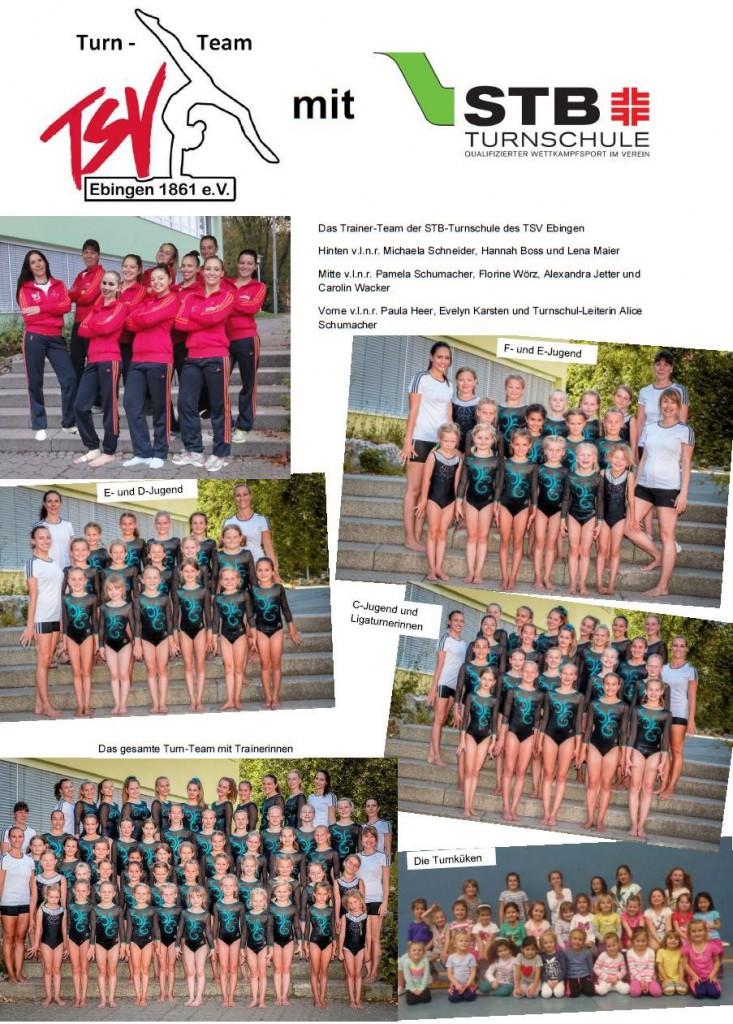 Wir sind TSV Turn-Team mit STB-Turnschule